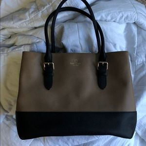 HUGE Kate Spade colorblock purse